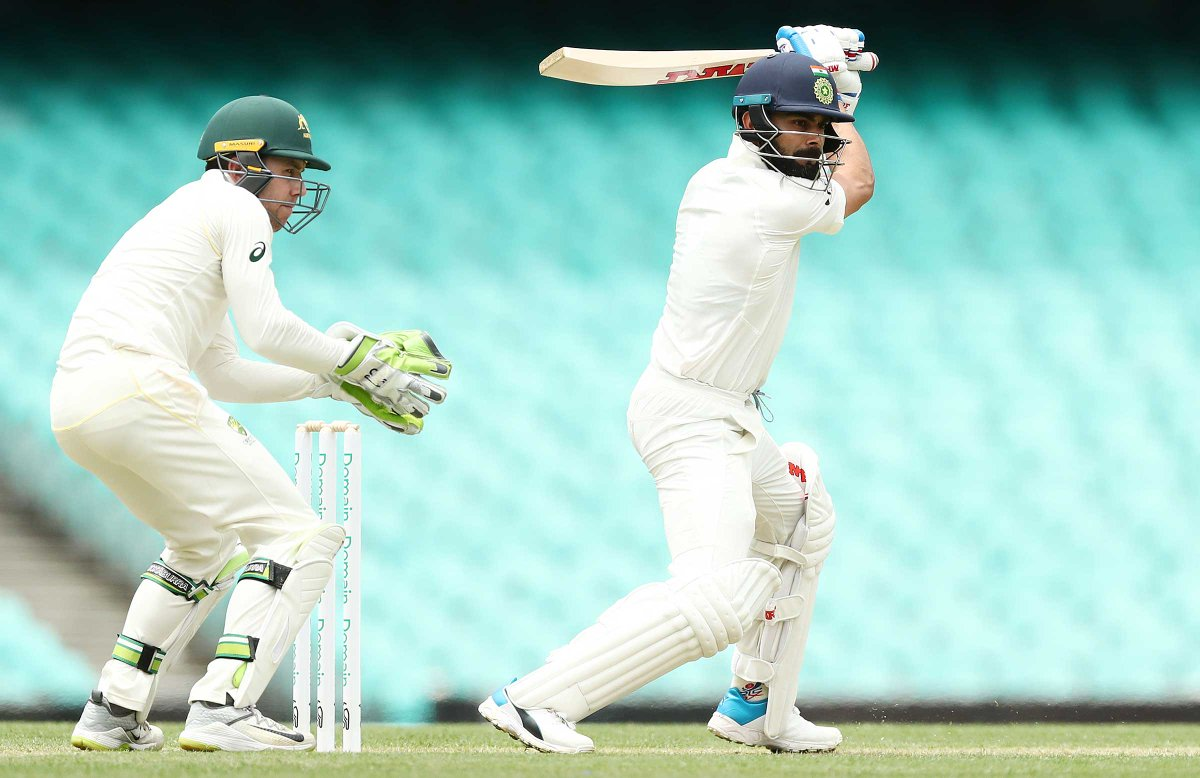 Australia Xi Vs India Warm Up Match Shaw Kohli Pujara Rahane Shine Rahul Disappoints
