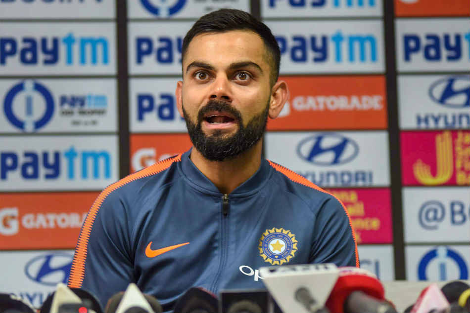 Virat Kohli Vows Give It Back If Aussies Are Aggressive