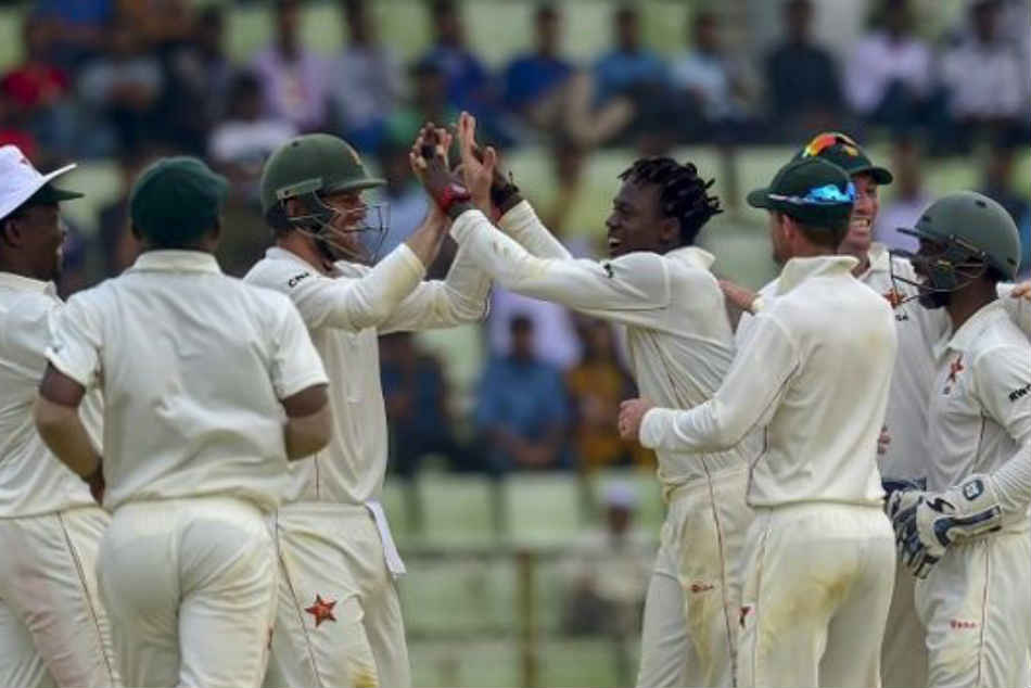 Zimbabwe beat Bangladesh by 151 runs in first Test in 5 years