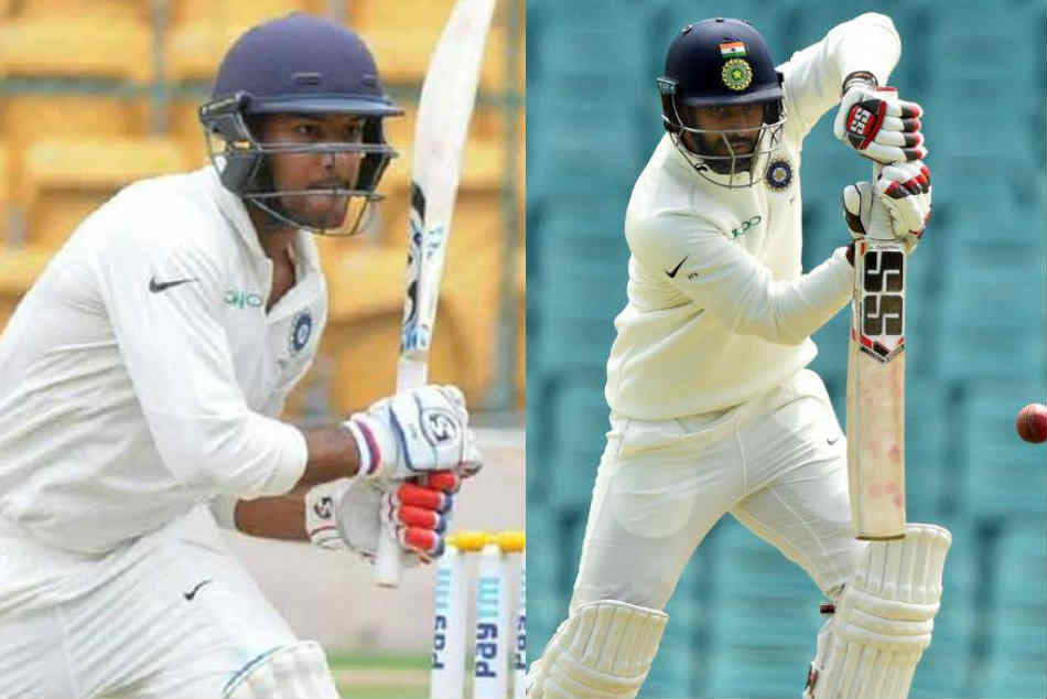 Boxing Day Test: Rookies Mayank Agarwal, Hanuma Vihari to open as Murali Vijay, KL Rahul dropped for Boxing Day Test