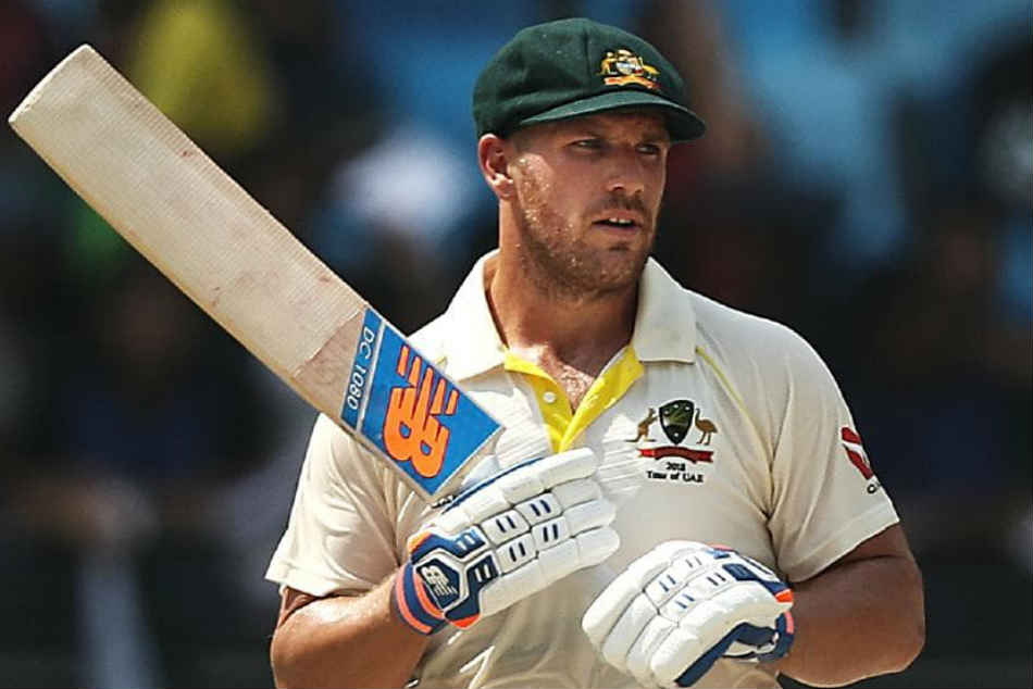 Ricky Ponting Assists Under Performing Aaron Finch Come Good At Perth Test