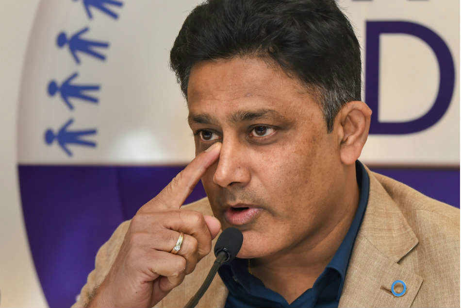 Anil Kumble: India should have been open about injury of Jadeja