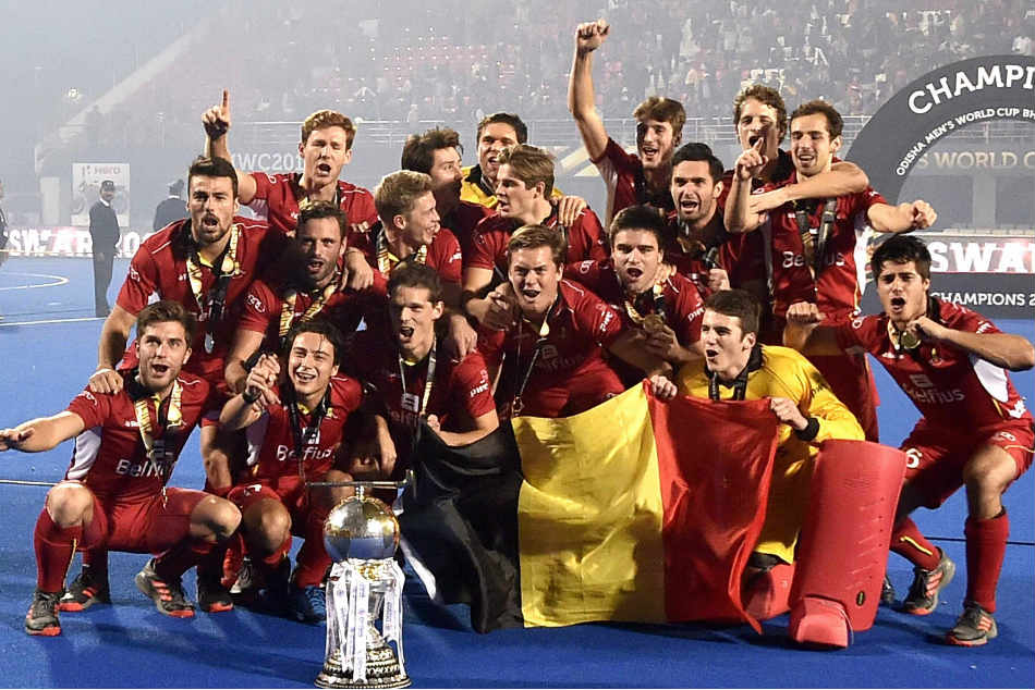 Hockey World Cup 2018: Belgium beat Netherlands in shootout to win maiden title