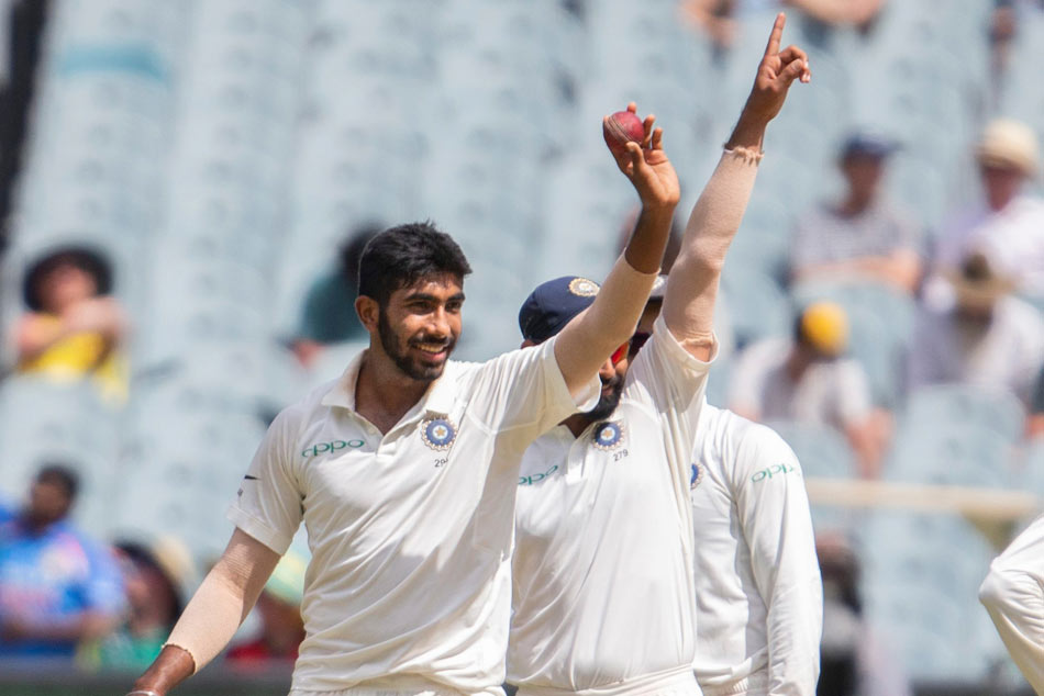 We lost a few more wickets that we wanted to: Jasprit Bumrah