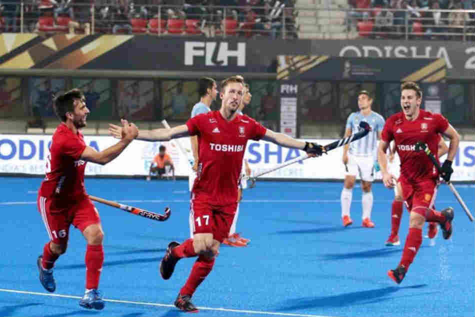 Hockey World Cup 2018 England Stun Argentina Australia Outclass France