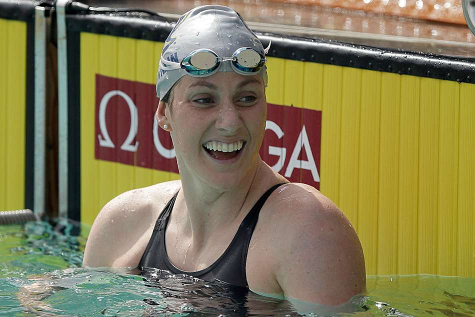 Five Time Olympic Champion Missy Franklin Retires From Professional Swimming At The Of 23