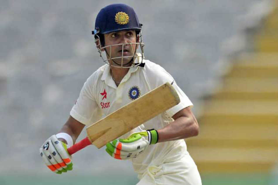 Gautam Gambhir Set Final Cricket Match His Career