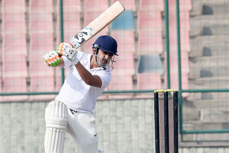 Ranji Trophy Gautam Gambhir Walks Into Sunset With Farewell Hundred