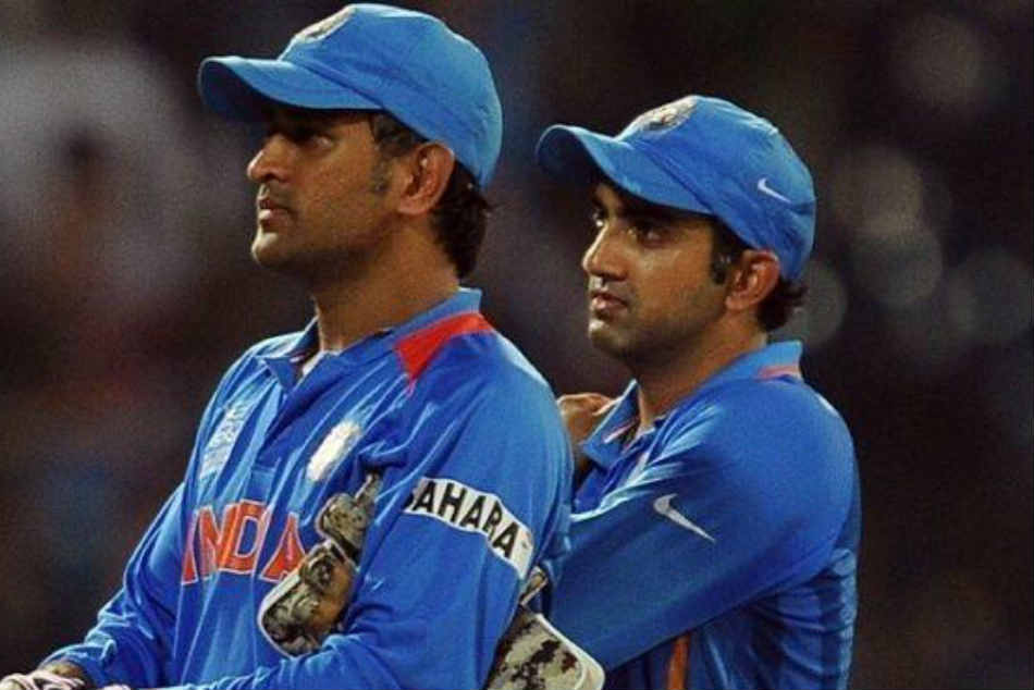 Gautam Gambhir Clears Air On His Relationship With Ms Dhoni Expresses Sorrow