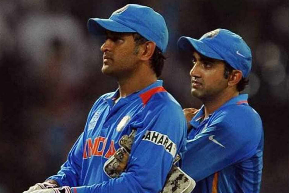 Was Massive Shock Gautam Gambhir Slams Ms Dhoni S Captaincy During