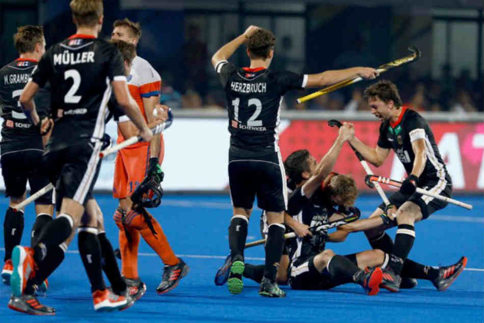 Hockey World Cup 2018 Germany Thrash Netherlands Malaysia Hold Pakistan