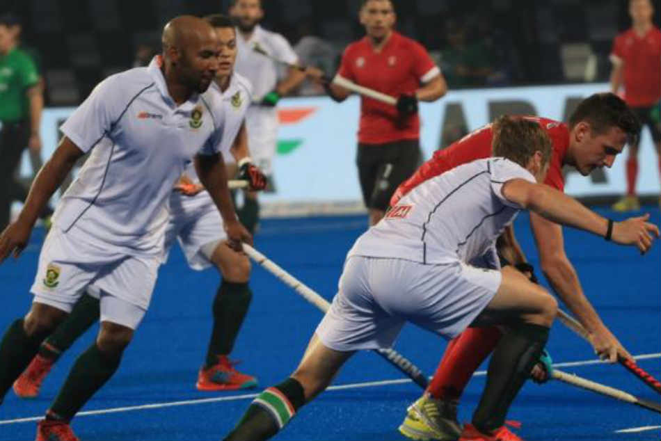 Hockey World Cup: Canada, South Africa keep knockout hopes alive after 1-1 draw