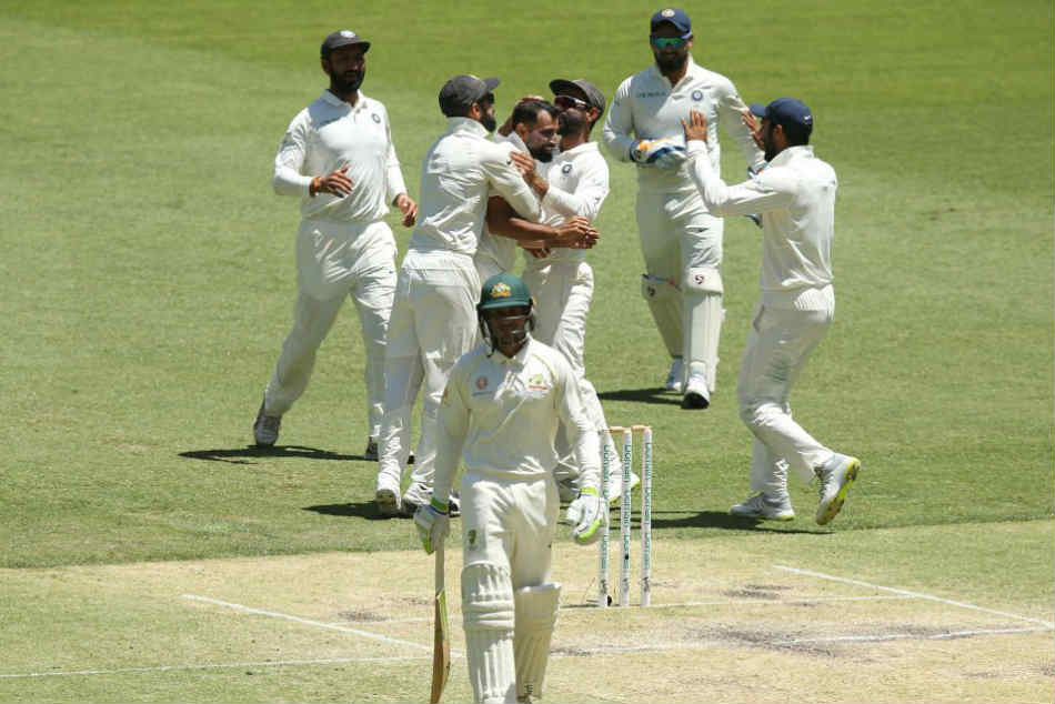 India vs Australia Live Score, 2nd Test Day 4: Australia Bowled Out For 243, India Need 287 To Win