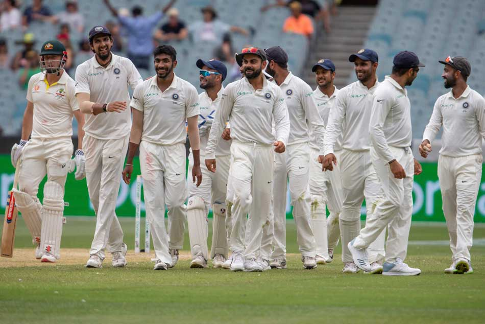 India vs Australia: Fewest runs added by indias middle order in an innings
