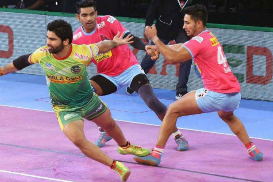 Pro Kabaddi 2018 Highlights Jaipur Panthers Beat Haryana Steelers 39