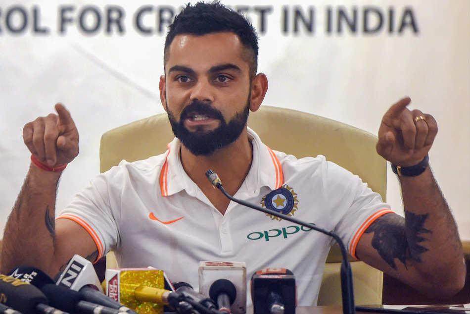 India Vs Australia Few Words Will Be Spoken Kohli On Sledging
