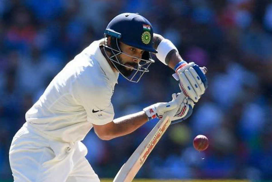 After scoring whoping 1322 runs, kohli ends the year with a 4th ball duck