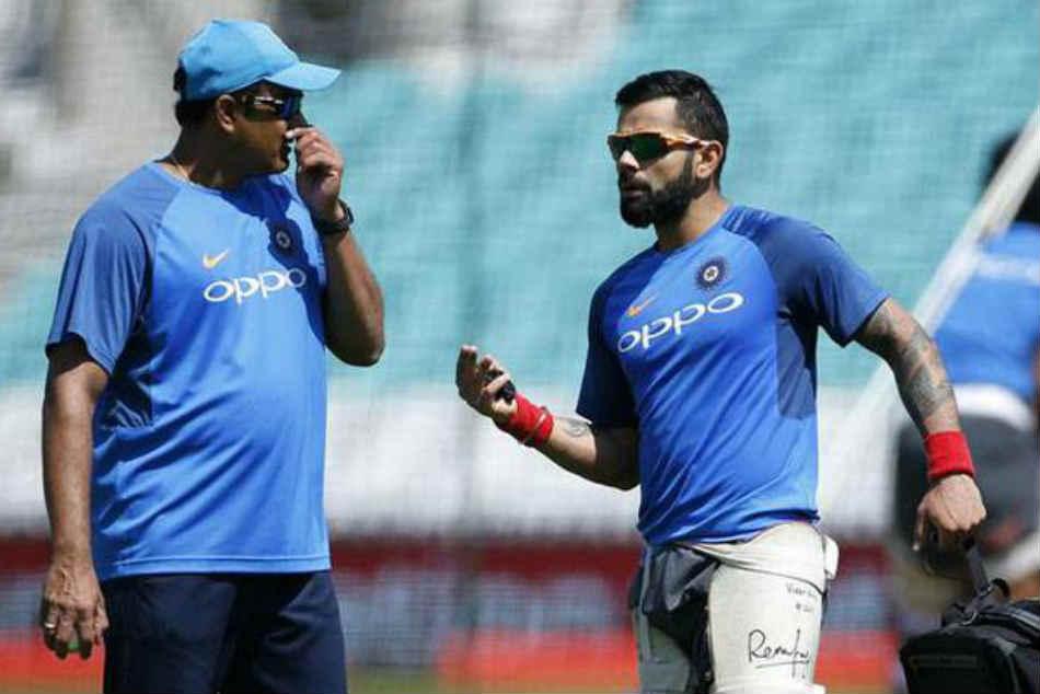 India Vs Australia Anil Kumble Feels Virat Kohli Is Learning From Experiences