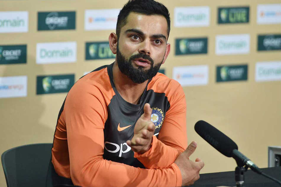 I Don T Need Carry Banner People Know Who I Am Virat Kohli On His Image