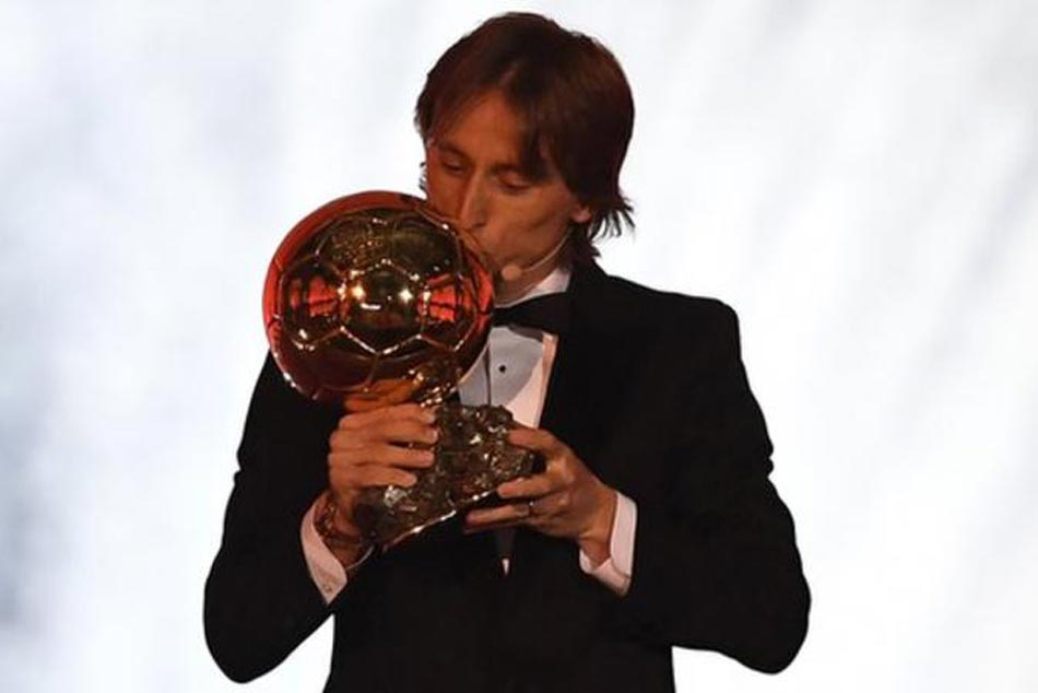 Ballon D Or Luka Modric Ends Dominance Lionel Messi Cristiano Ronaldo
