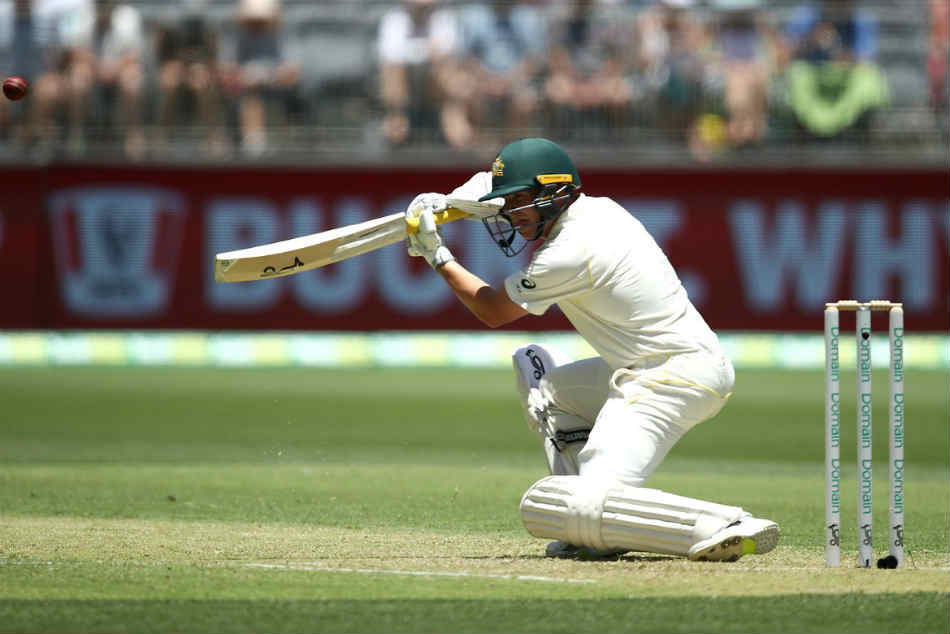 India Vs Australia Live Score 2nd Test Day 1 Marcus Harris