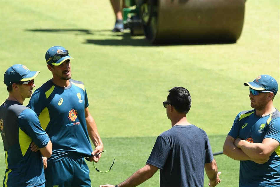 Michael Vaughan Believes The Green Pitch Could Favour Indias Bowlers Over Australia