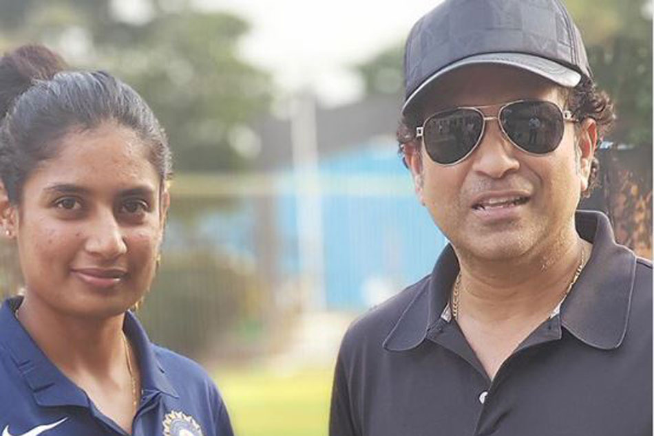 Mithali Raj Birthday Sachin Tendulkar Extends Wishes Indian Womens Odi Team Skipper