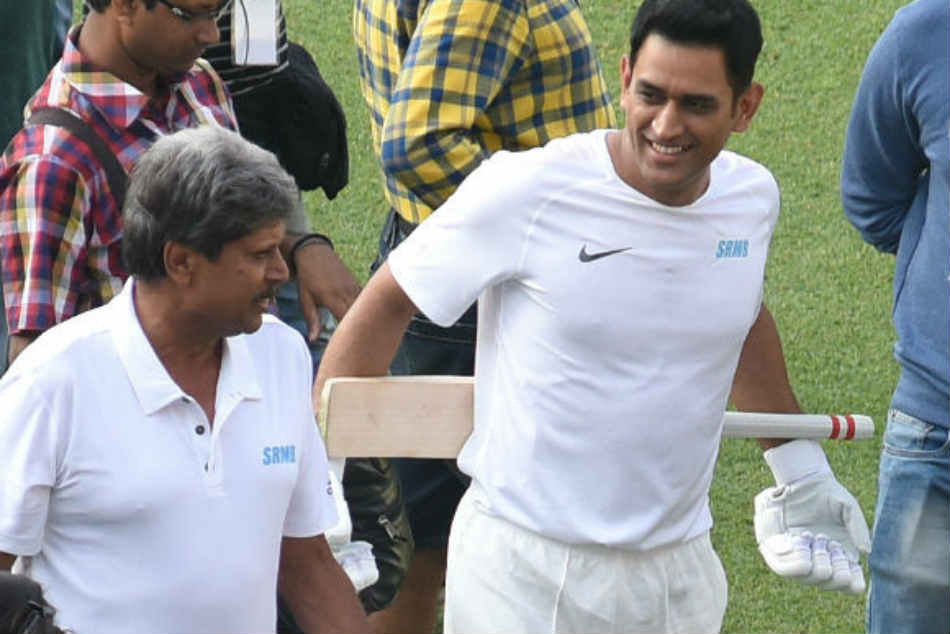 Ms Dhoni Greatest Cricketer India Has Ever Produced Kapil Dev