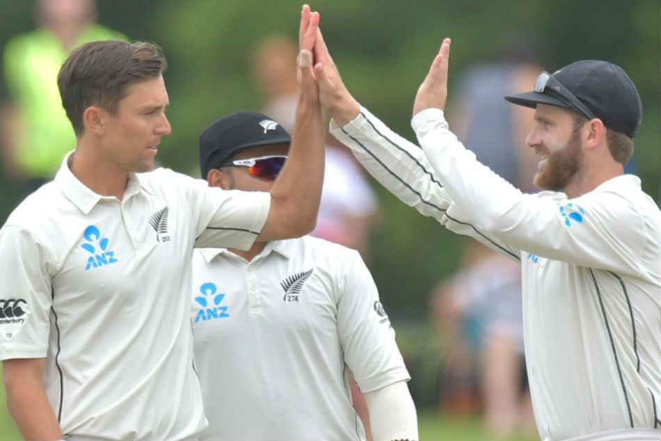 New Zealand v Sri Lanka: Hosts win by 423 runs for 1-0 series victory