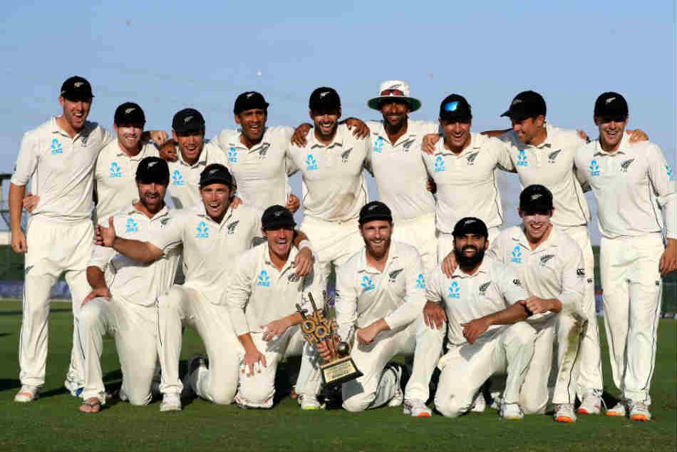 Twitter Reactions: New Zealand win overseas Test series against Pakistan since 1969