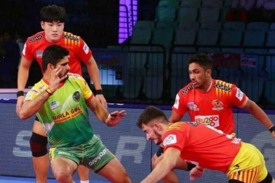 Pkl 2018 Today Match Gujarat Fortunegiants Vs Patna Pirates Live Streaming