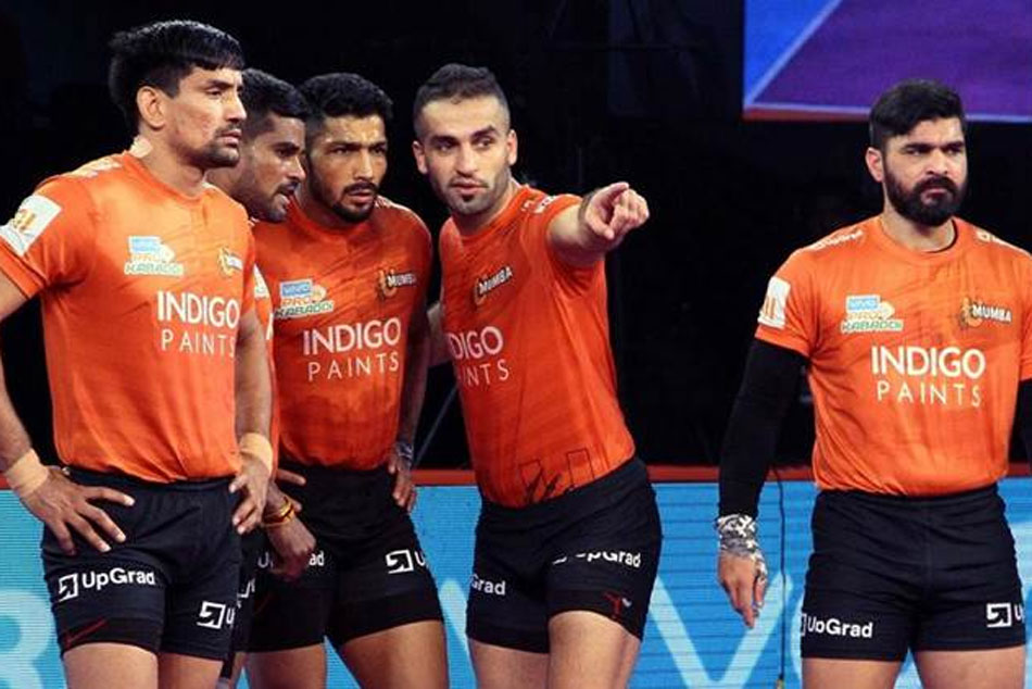 Pro Kabaddi 2018 Highlights Dabang Delhi Beat U Mumba 41