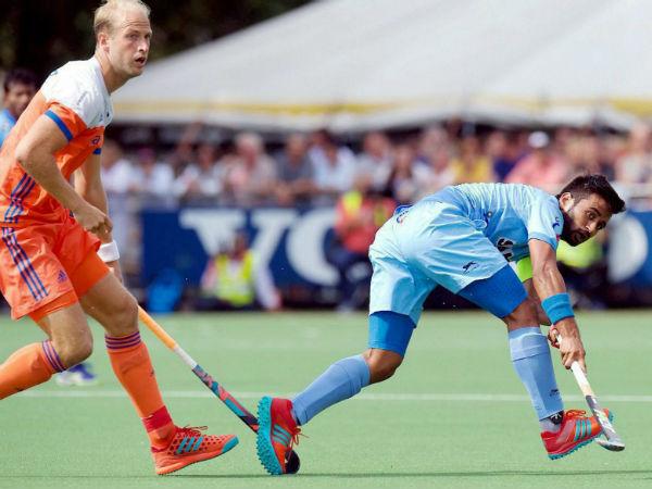Hockey World Cup 2018 Quarter Finals Netherlands Beat India 2 1