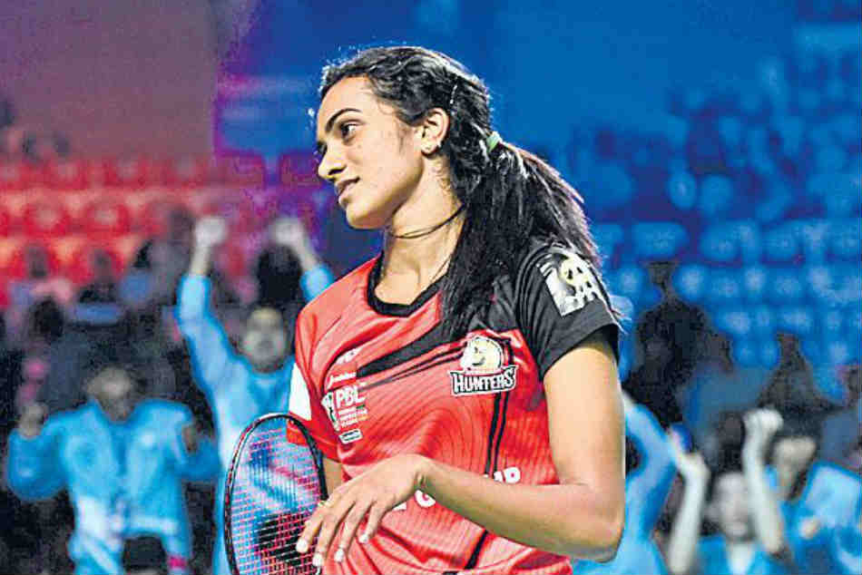 Pbl Beiwen Zhang Beats Pv Sindhu Straight Games As Awadhe Warriors Defeat Hyd