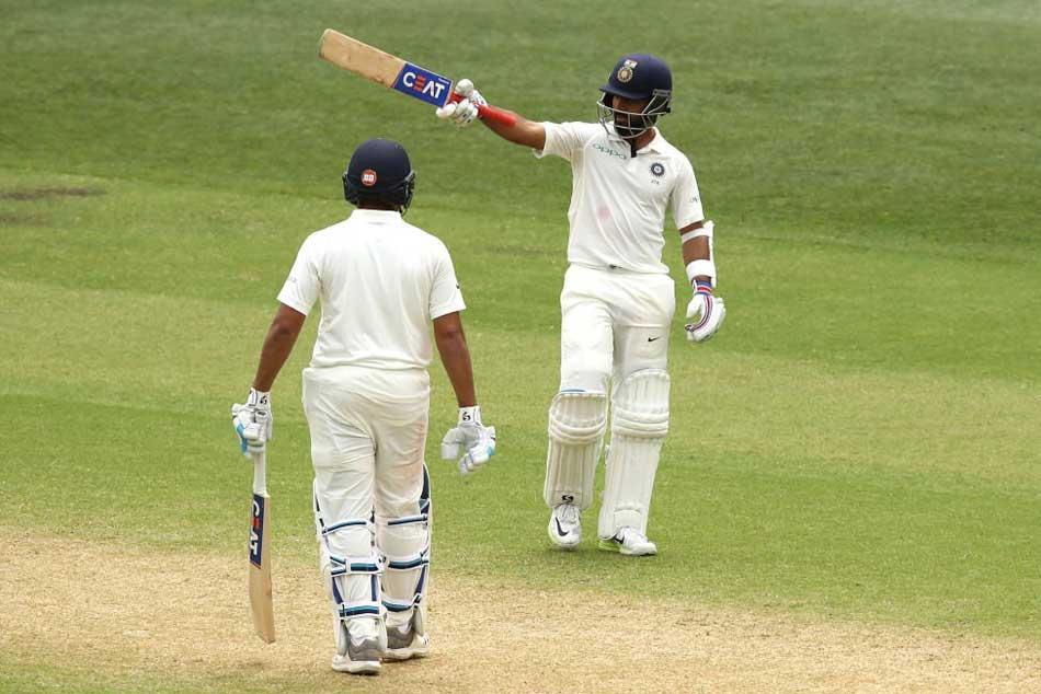 India Vs Australia The Rahul Dravid Touch Ajinkya Rahanes Adelaide Act