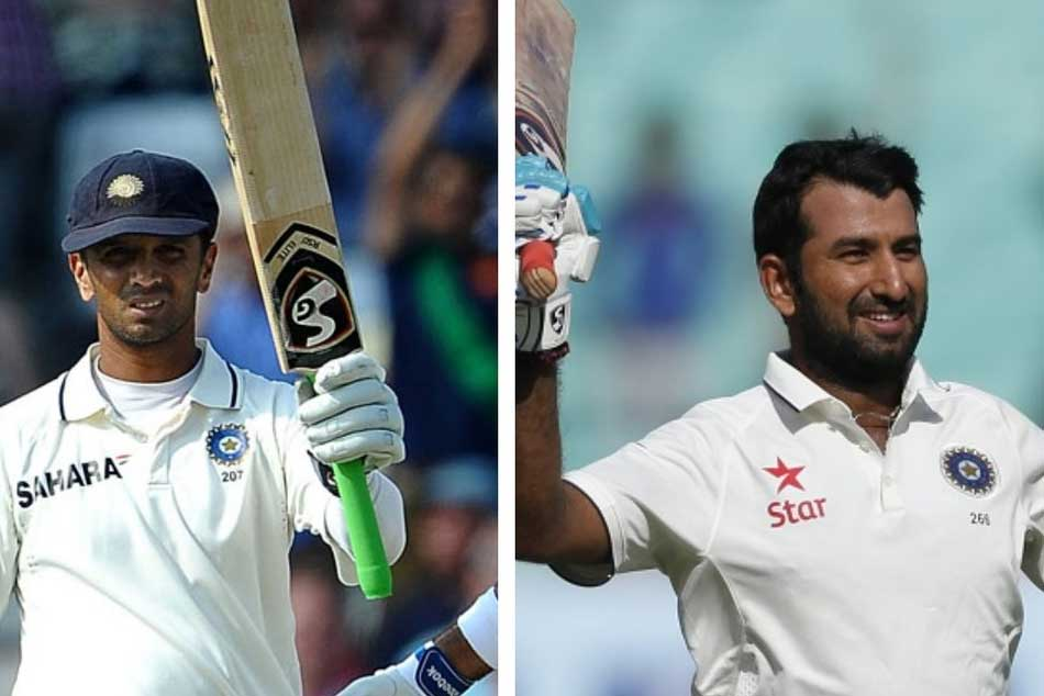 Australia Vs India Adelaide Test Pujara Dravid Have Got Milestones Of 3000 Runs