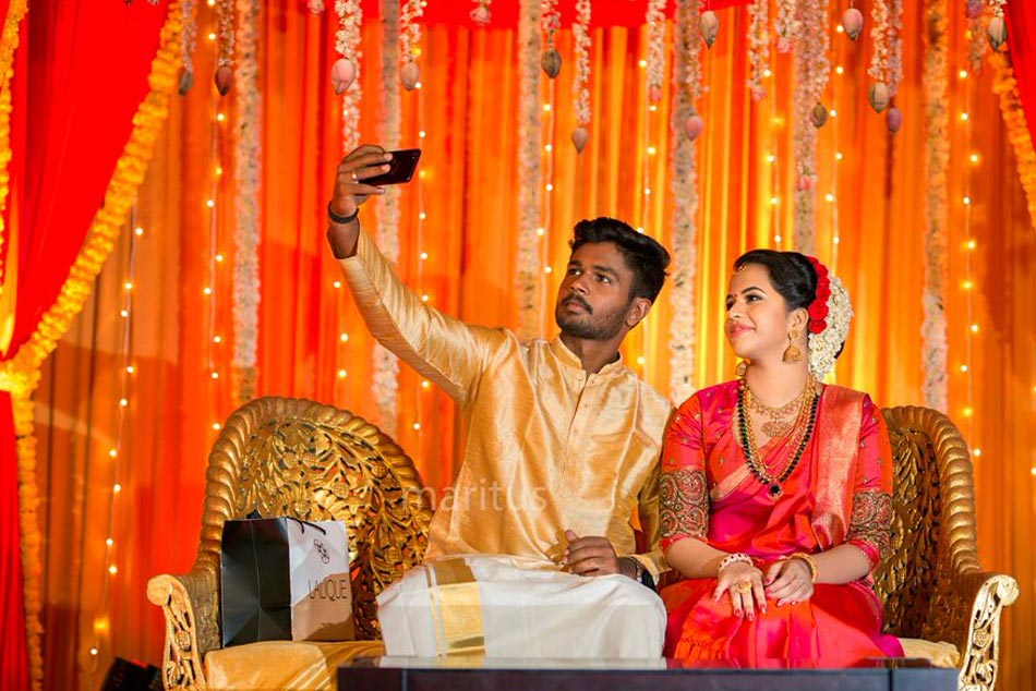Sanju Samson Ties The Knot With College Mate Kerala