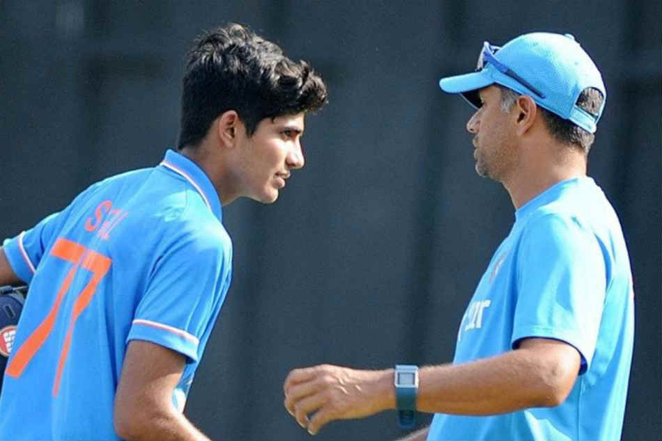 Indias U19 World Cup hero Shubhnam Gill emulates his coach Rahul Dravid in First-Class cricket
