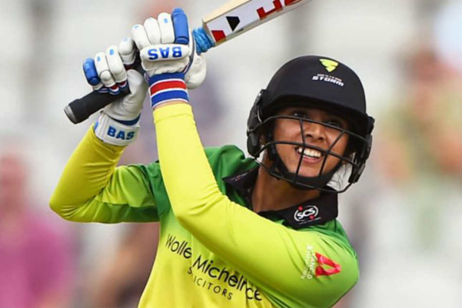 Smriti Mandhana named ICC Womens Cricketer and ODI Player of the Year