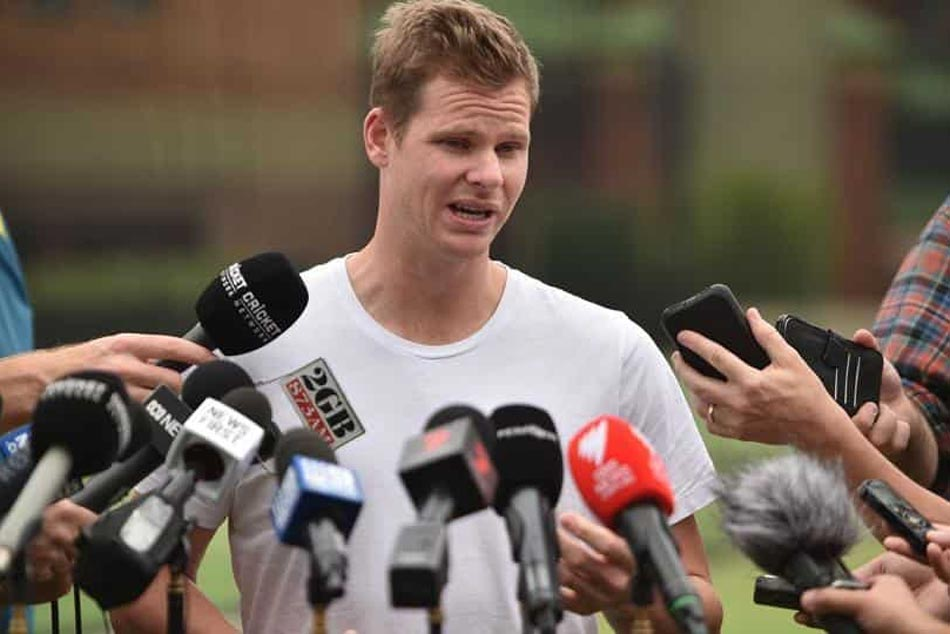 Steve Smith Proud Australia S Perth Win Says It S Been Tough Seeing Their Battle