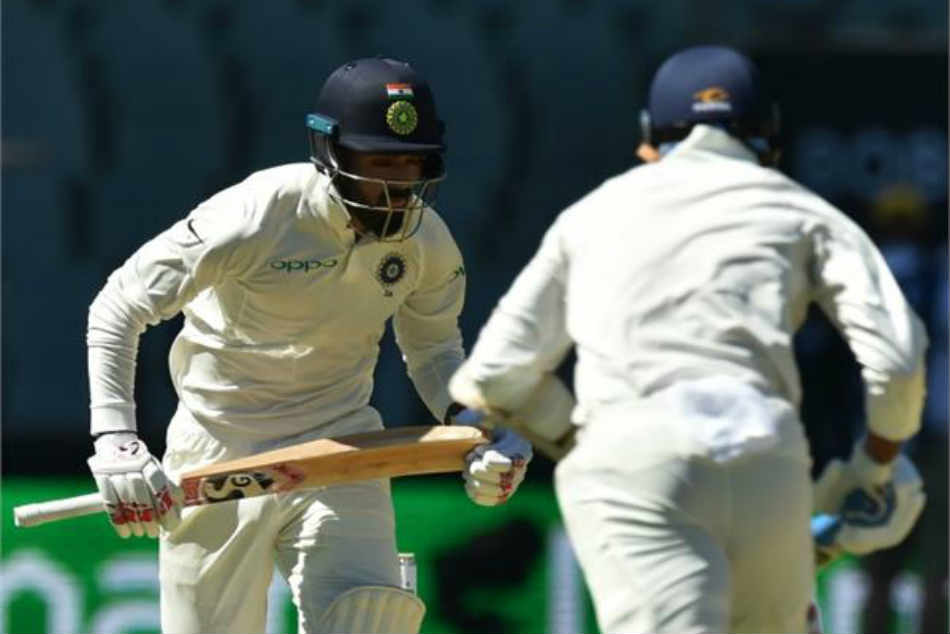 India Vs Australia 1st Test Day 1 Pat Cummins Breaks Cheteswar Pujara Ashwin Stand