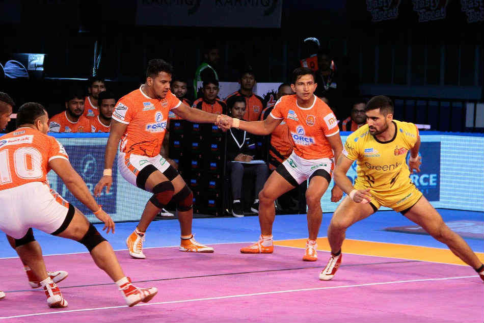 Pkl 2018 Puneri Paltan Finish Their Season With Comprehensive Win