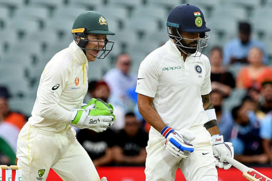 You seriously cannot like Virat Kohli as a bloke: Tim Paine tells Murali Vijay