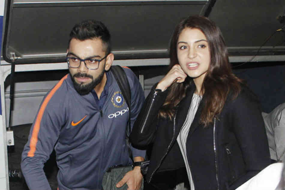 Virushka Sacrifice Their Business Class Seats The Indian Pacers