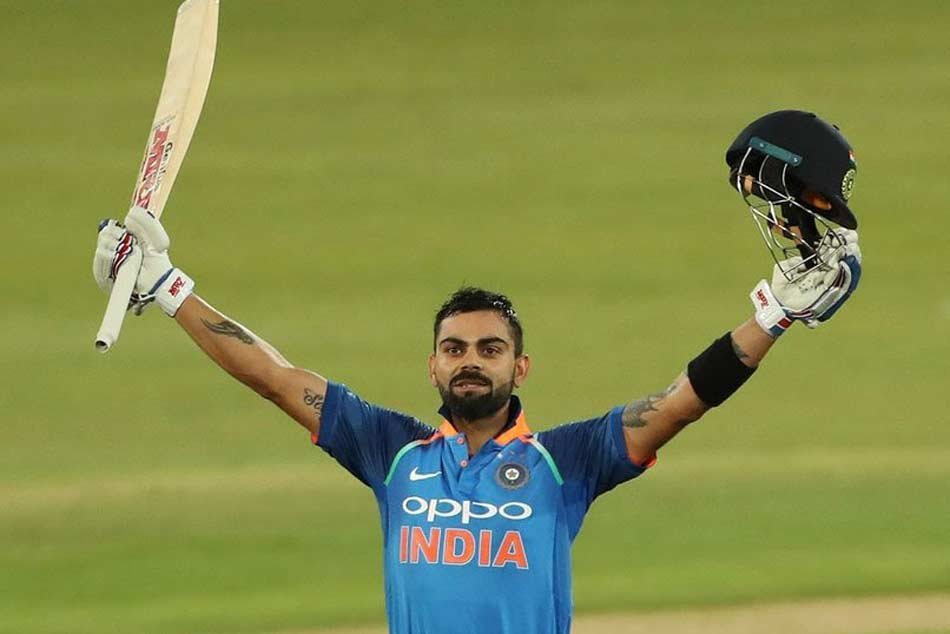 Virat Kohli ends 2018 with 2735 runs, slots behind Ricky Ponting for most international runs in calendar year
