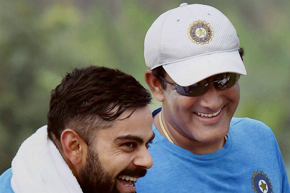 Kohli Has Taken Batting The Next Level Anil Kumble