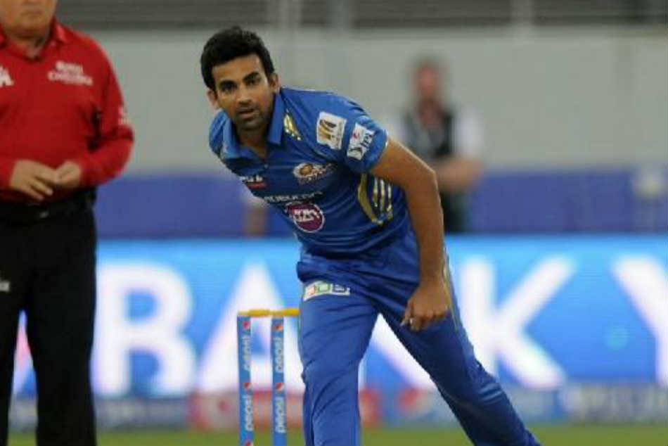 Zaheer Khan Joins Mumbai Indians As Director Cricket Operations