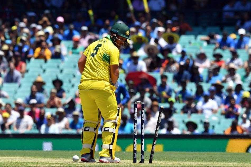 Alex Carey Backs Aaron Finch Deliver Defends Glenn Maxwell At No