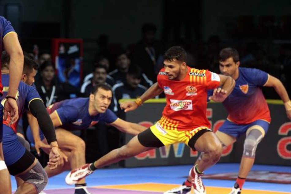 Bengaluru Bulls Seal Final Spot Pro Kabaddi League