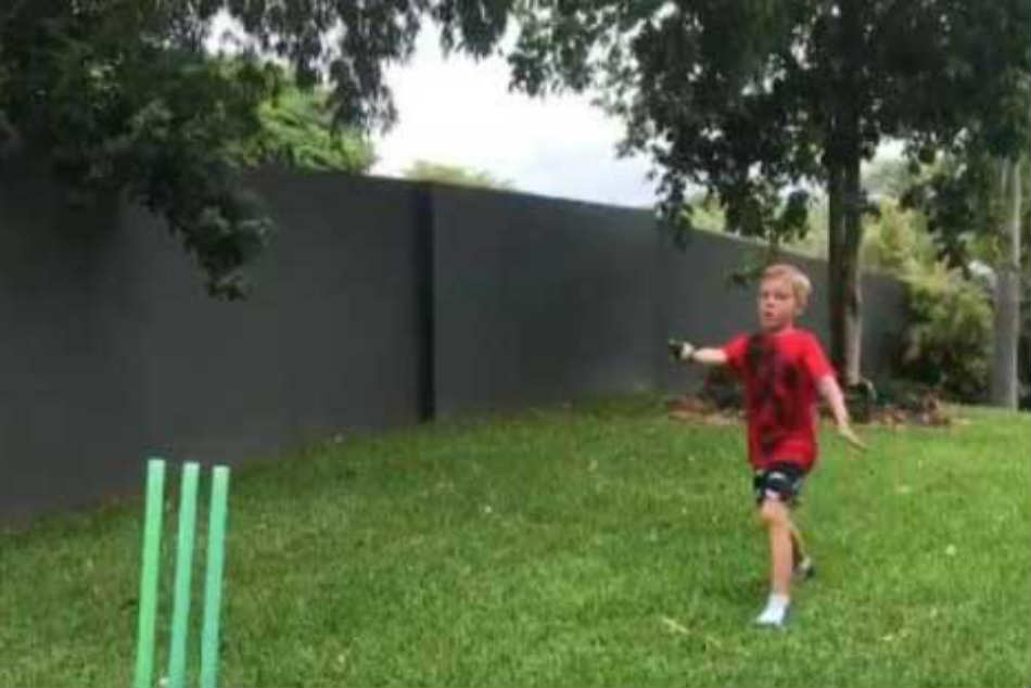 VIRAL VIDEO! Jasprit Bumrah clean bowled by Aussie kid imitating his action after success Down Under
